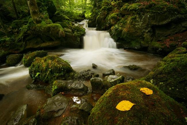 cascade chiloza france puy de dome auvergne paysage