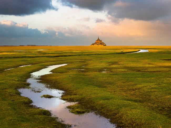 mont saint michel - nicolas rottiers photographe paysage caen normandie