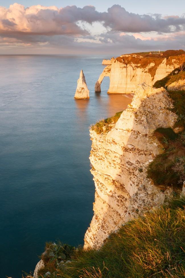 etretat normandie france photographe paysage