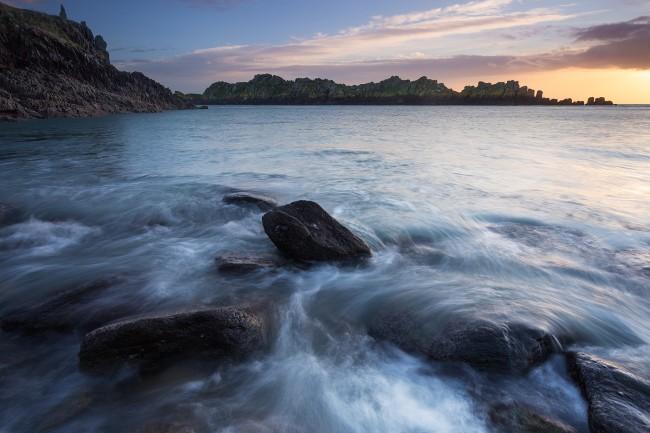 Pointe du Grouin en Bretagne - Nicolas Rottiers photographe paysage