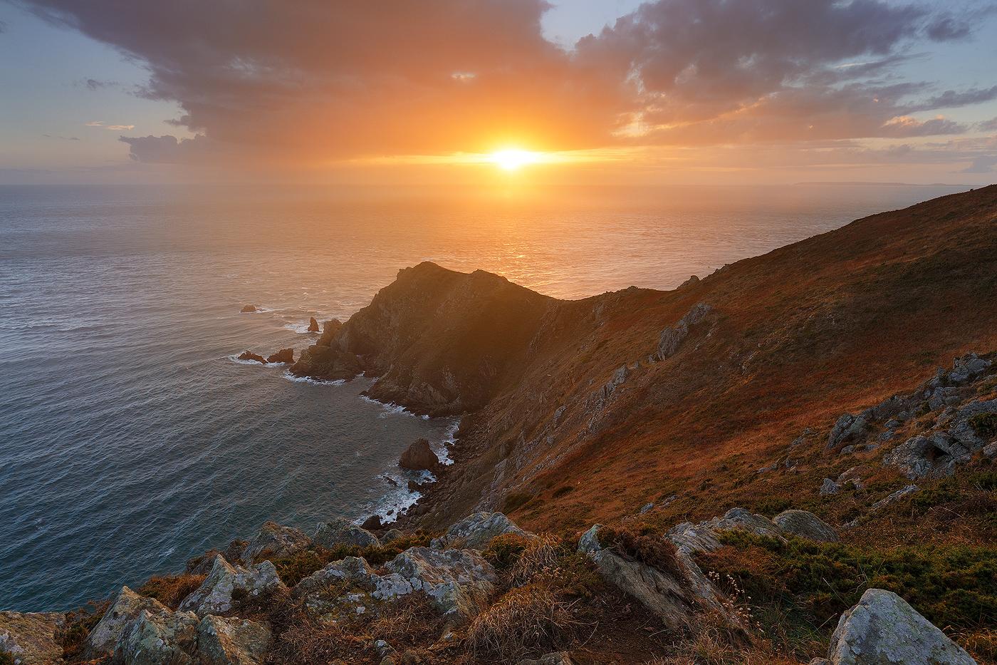 Nez de Jobourg dans la Manche en Normandie - Nicolas Rottiers photographe paysage