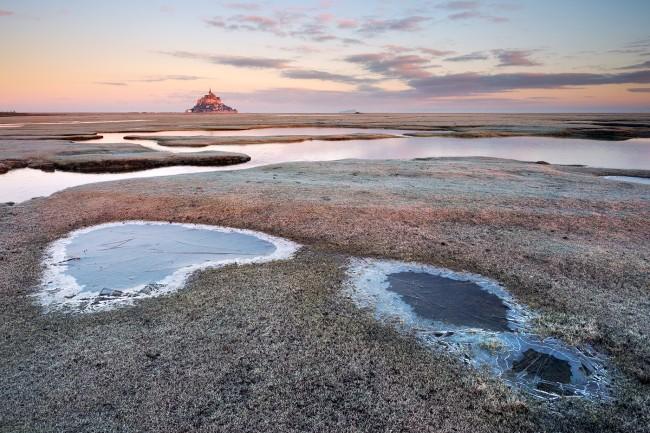 Mont Saint Michel - Nicolas Rottiers photographe paysage