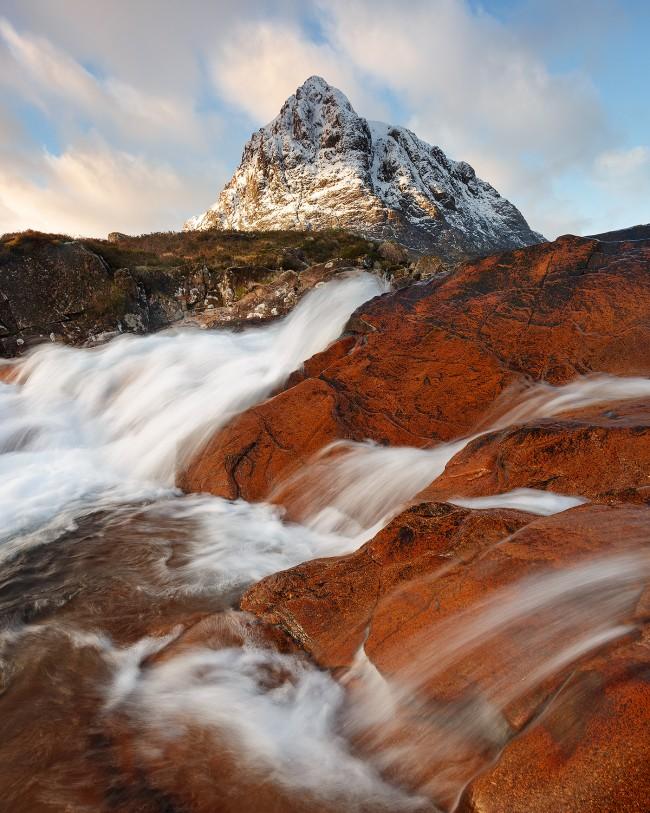 glencoe etive buachaille scotland - nicolas rottiers photographe paysage