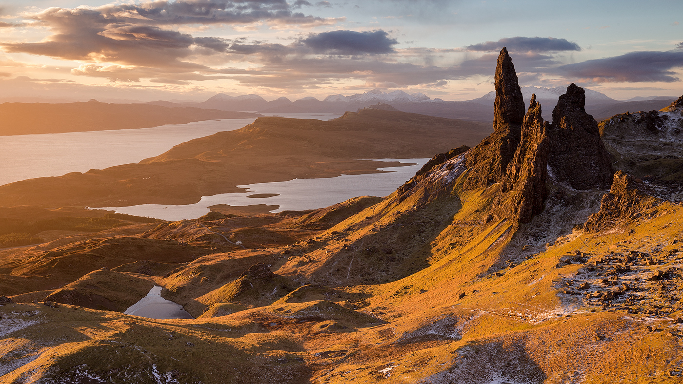 Ecosse old man of storr - Nicolas Rottiers Photographe Caen Normandie