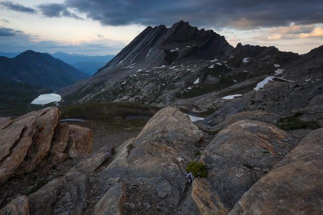 taillante queyras paysage alpes