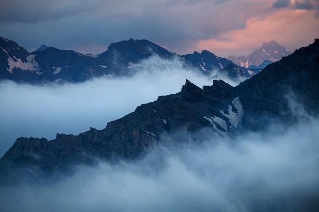 Queyras Hautes-Alpes - Nicolas Rottiers photographe paysage