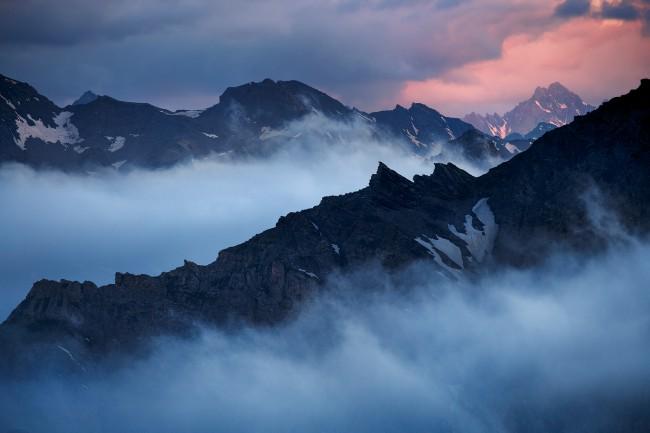 nebbia col agnel