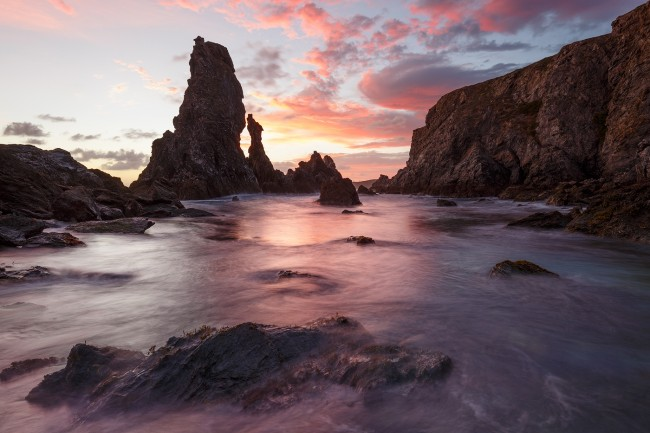 belle ile en mer bretagne morbihan france photographe paysage