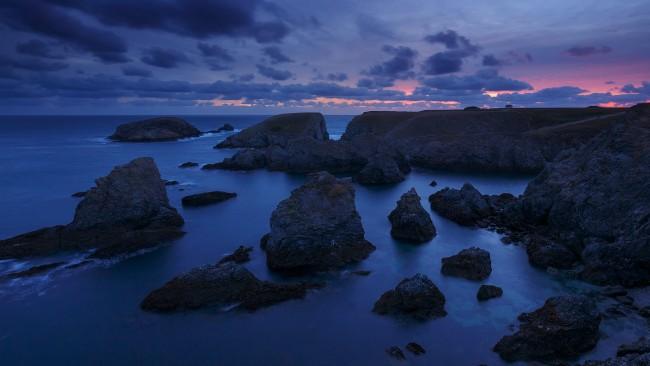 belle ile morbihan bretagne - nicolas rottiers photographe paysage