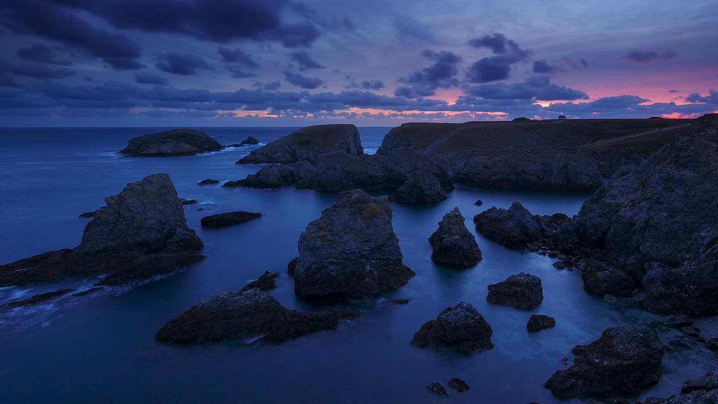Goulphar à Belle Île en Mer