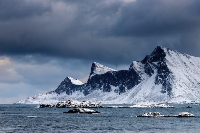 Fredvang lofoten en norvège - Nicolas Rottiers photographe paysage