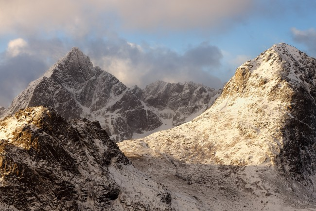 Vareid Lofoten Norvège - Nicolas Rottiers photographe paysage