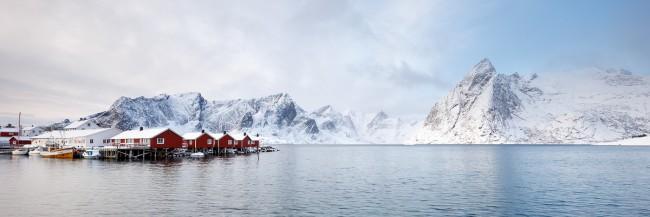 Hamnoy Lofoten Norvège - Nicolas Rottiers photographe paysage