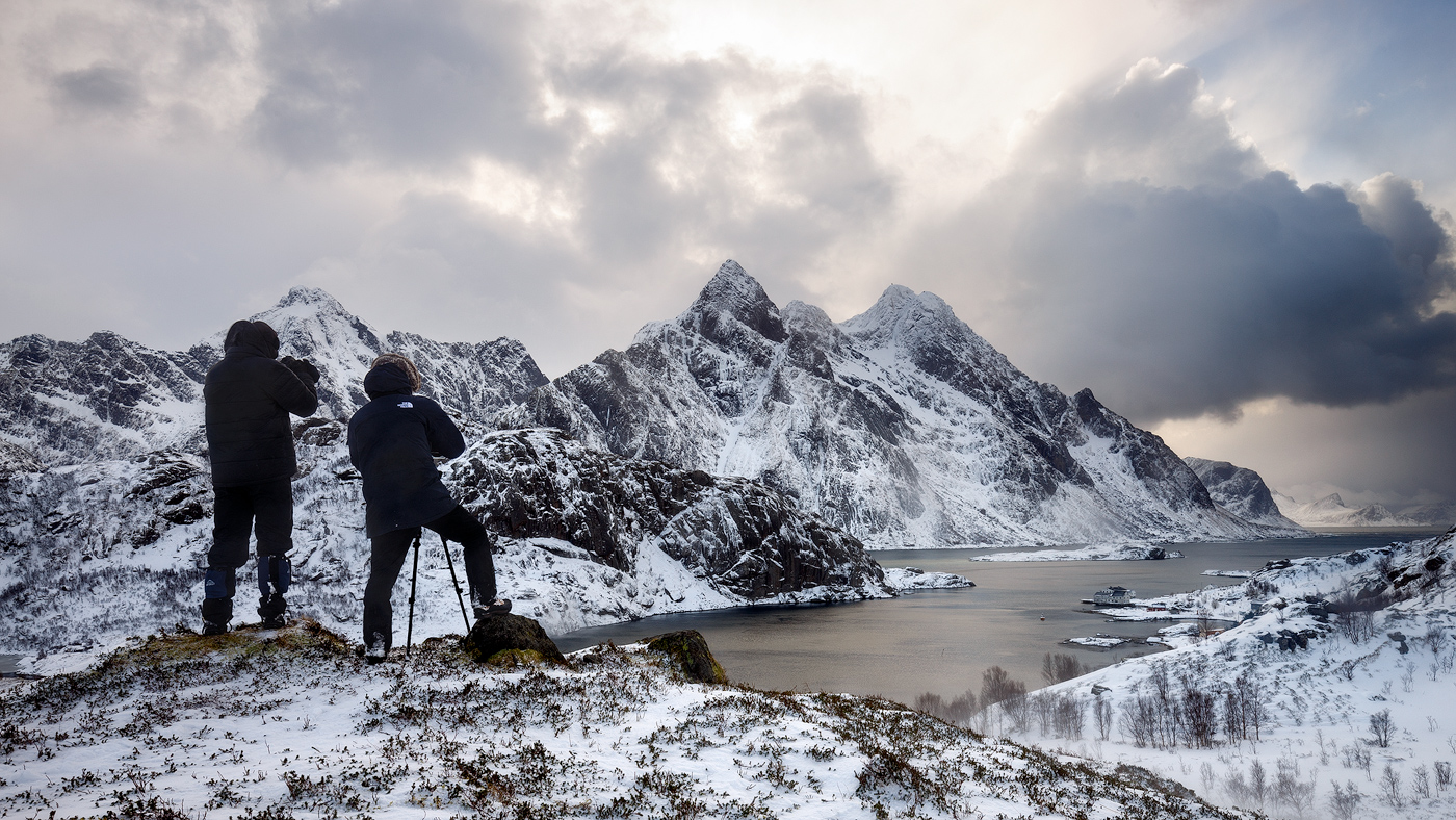 Lofoten Norvège - Nicolas Rottiers Photographe Caen
