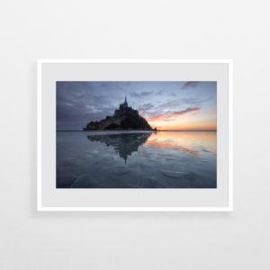 mont-saint-michel-tirages-en-ligne-nicolas-rottiers-photographes-paysage-decoration--caen-normandie